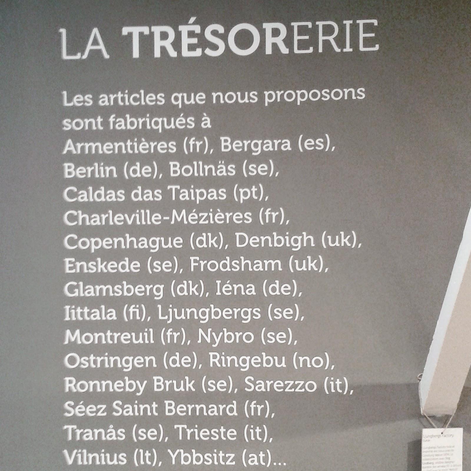 Crédit Photo Atelier rue verte / La Trésorerie /