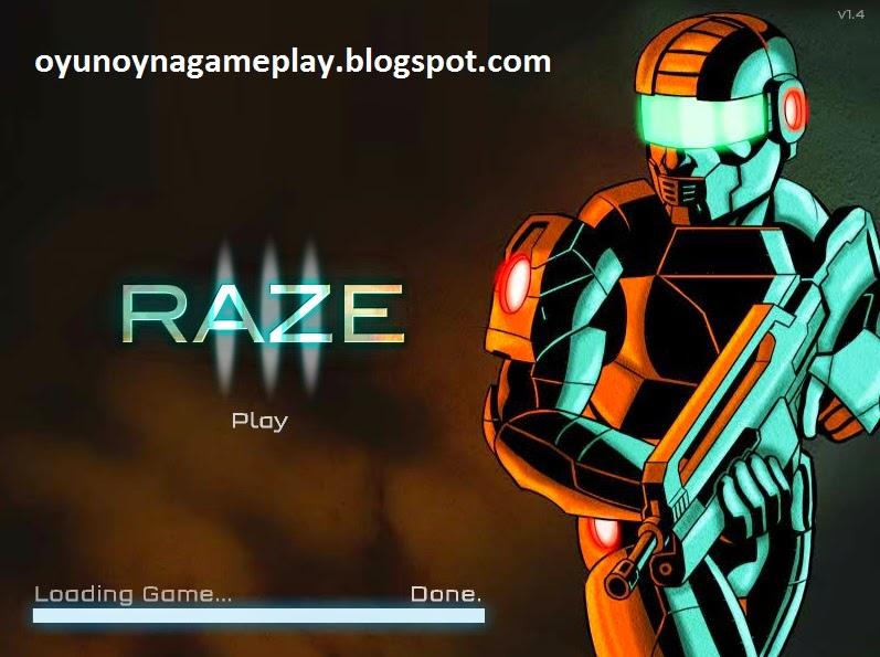 ROBOCOP RAZE game play robokop raze oyunu oyna
