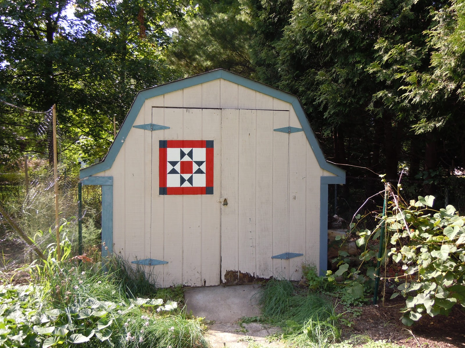 barn quilts and the american quilt trail 2012