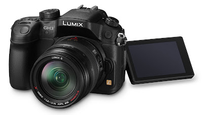 Full HD Video Camera, DSLM camera, micro four third camera