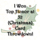 gagnante chez 52 christmas card throwdown