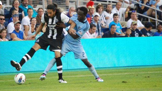 Major League Soccer Italia  Amichevoli  Sporting KC e Newcastle ... 275e59f81e2a7