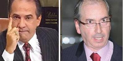 Malafaia cobra explicações de Eduardo Cunha