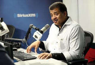 Star Talk's Neil DE Grasse Tyson