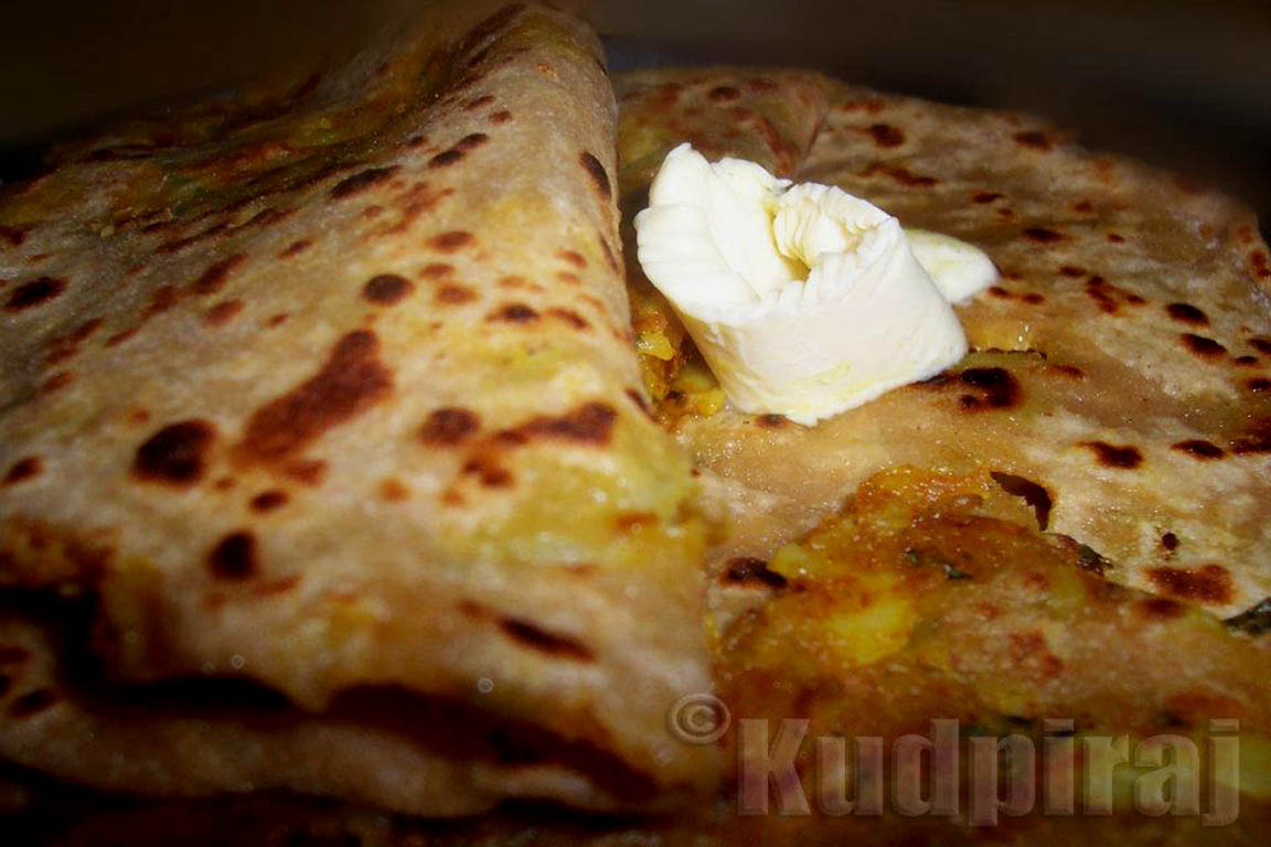 how to make different parathas