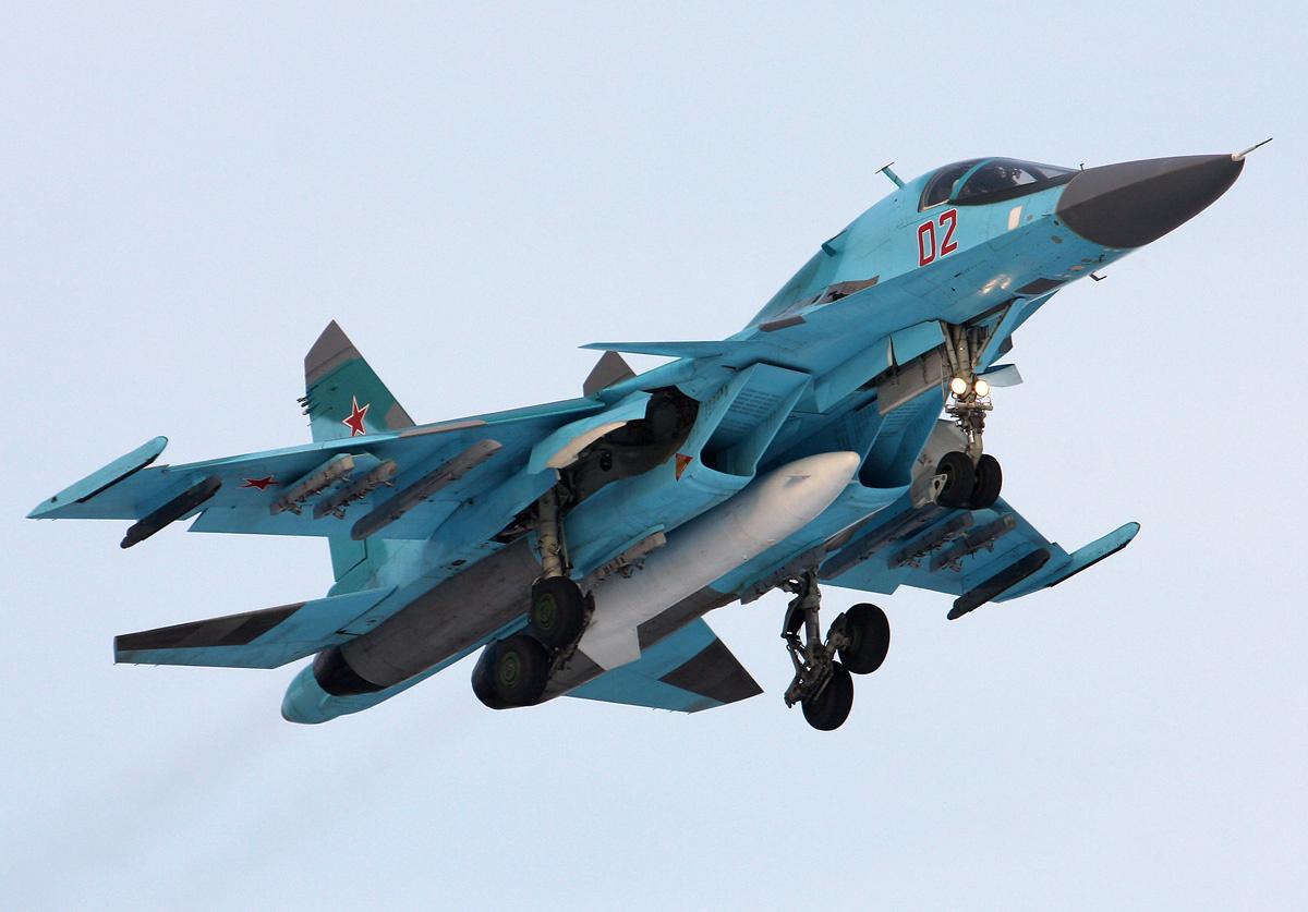 Su 34 (航空機)の画像 p1_24
