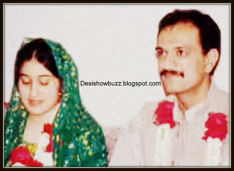 Dr Shaista Wahidi with Her Husband