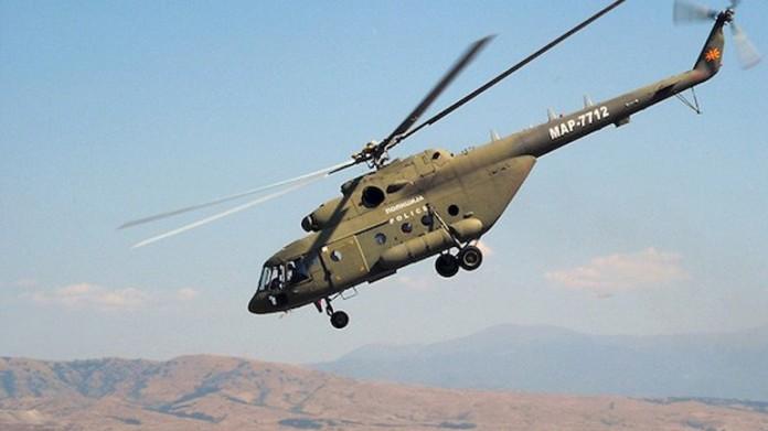 Eναέριος χώρος «σουρωτήρι»: Πάνω από ελληνικό έδαφος σκοπιανά ελικόπτερα!