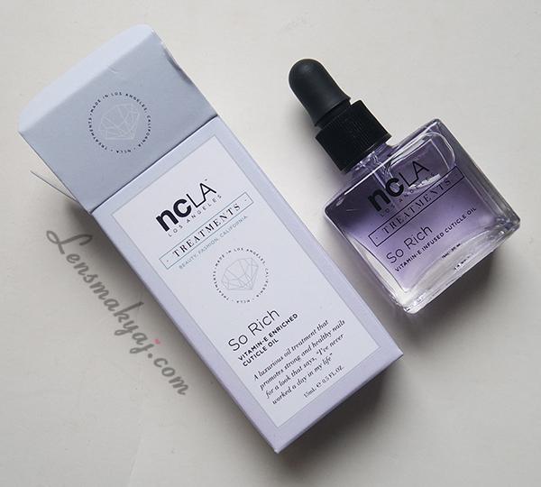 NCLA Cuticle Oil