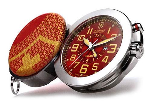 Victorinox Swiss Army Travel Watch