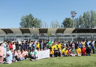 La Liga de Fútbol Especial concluyó con éxito