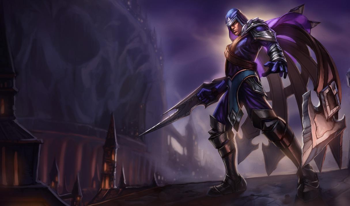Grupal League of Legends  Expocomic 2013. el siguiente invierno vaya. Talon_Splash_0