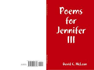 Poems for Jennifer III