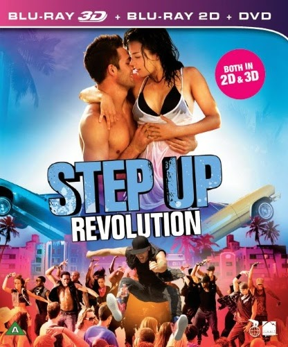 Step Up Revolution (2012) BluRay 1080p 5.1CH BRRip 1.2GB
