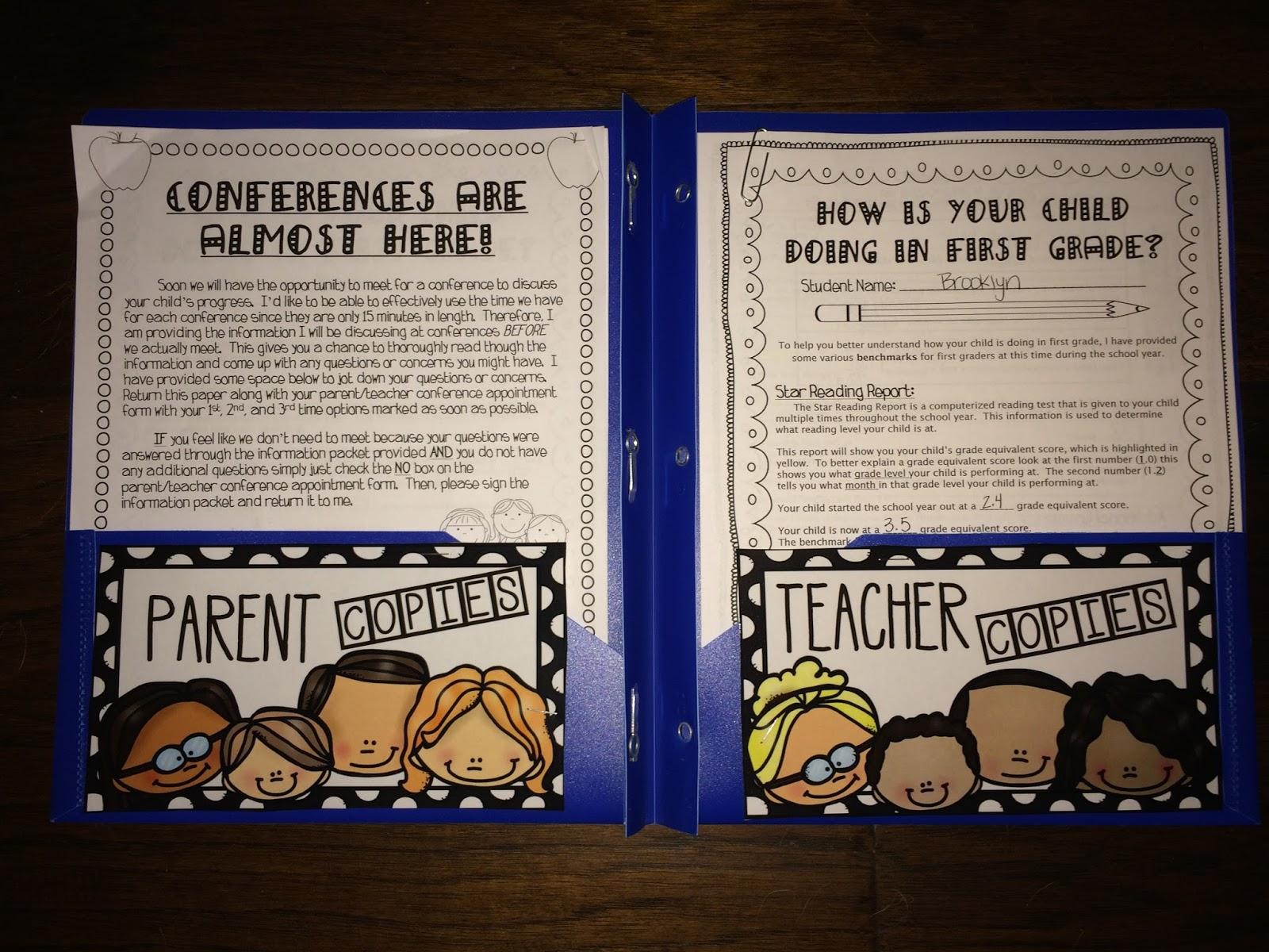 Teaching With Terhune Parent Teacher Conferences