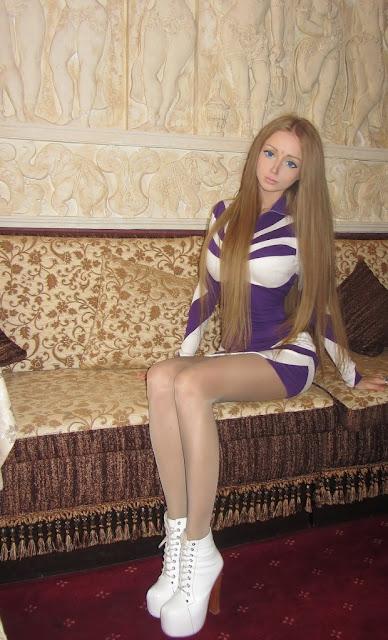 Living Barbie: Valeria Lukyanova_20