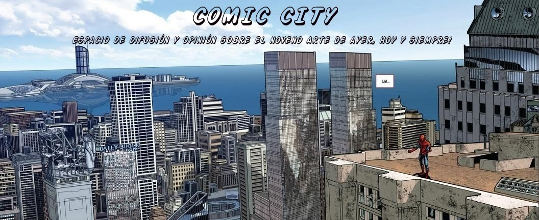 COMIC CITY