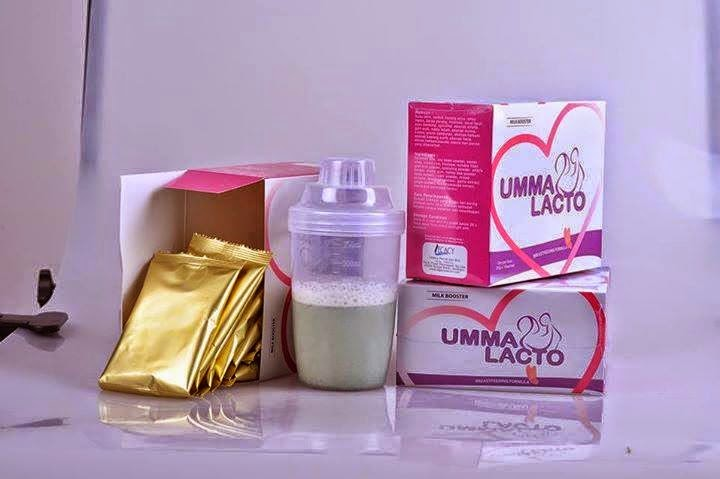 Tambah Susu Ibu Dengan Umma Lacto