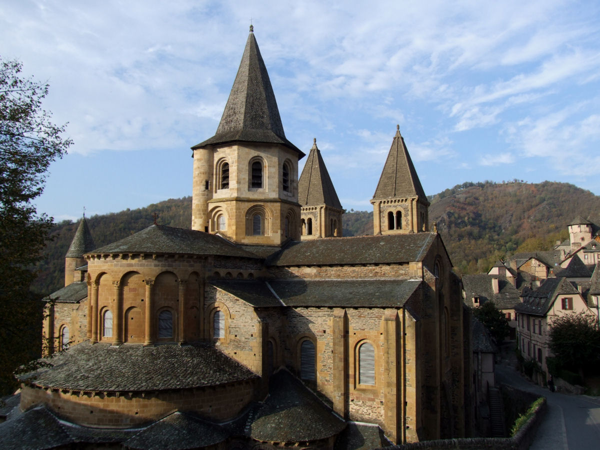 L'église abbatiale Sainte-Foy de Conques - LIRELIF ...