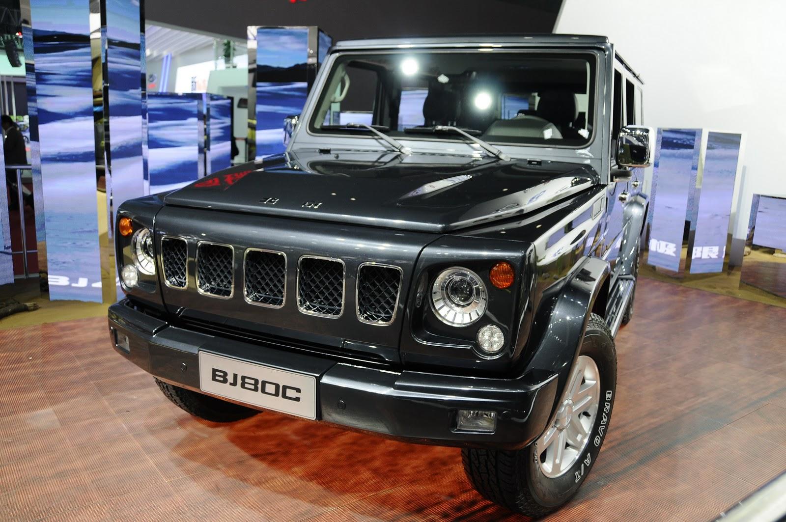 2015 - [Chine] Salon Auto de Shanghai - Page 2 BAIC-BJ80C-6