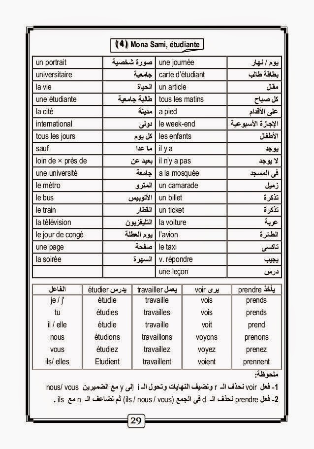 قواعد و أساسيات نطق الفرنسية لطلاب اللغات والحكومى مشروح عربى 10689689_10152862820