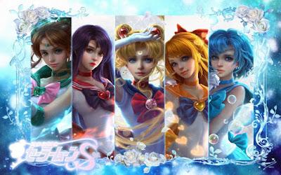 7 Fakta Unik Sailor Moon yang mungkin kalian belum tahu