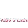 http://janialidades.blogspot.com.es/2015/10/entre-el-algo-y-la-nada.html
