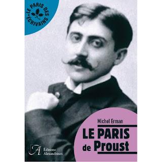 Le Paris de Proust par Michel Erman chez Alexandrines