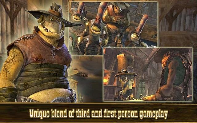 Oddworld: Stranger's Wrath v8.1 APK
