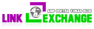Link Exchange Arif Poetra Yunar Blog