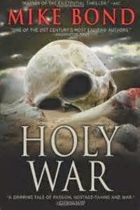 Holy War by Mike Bond cover
