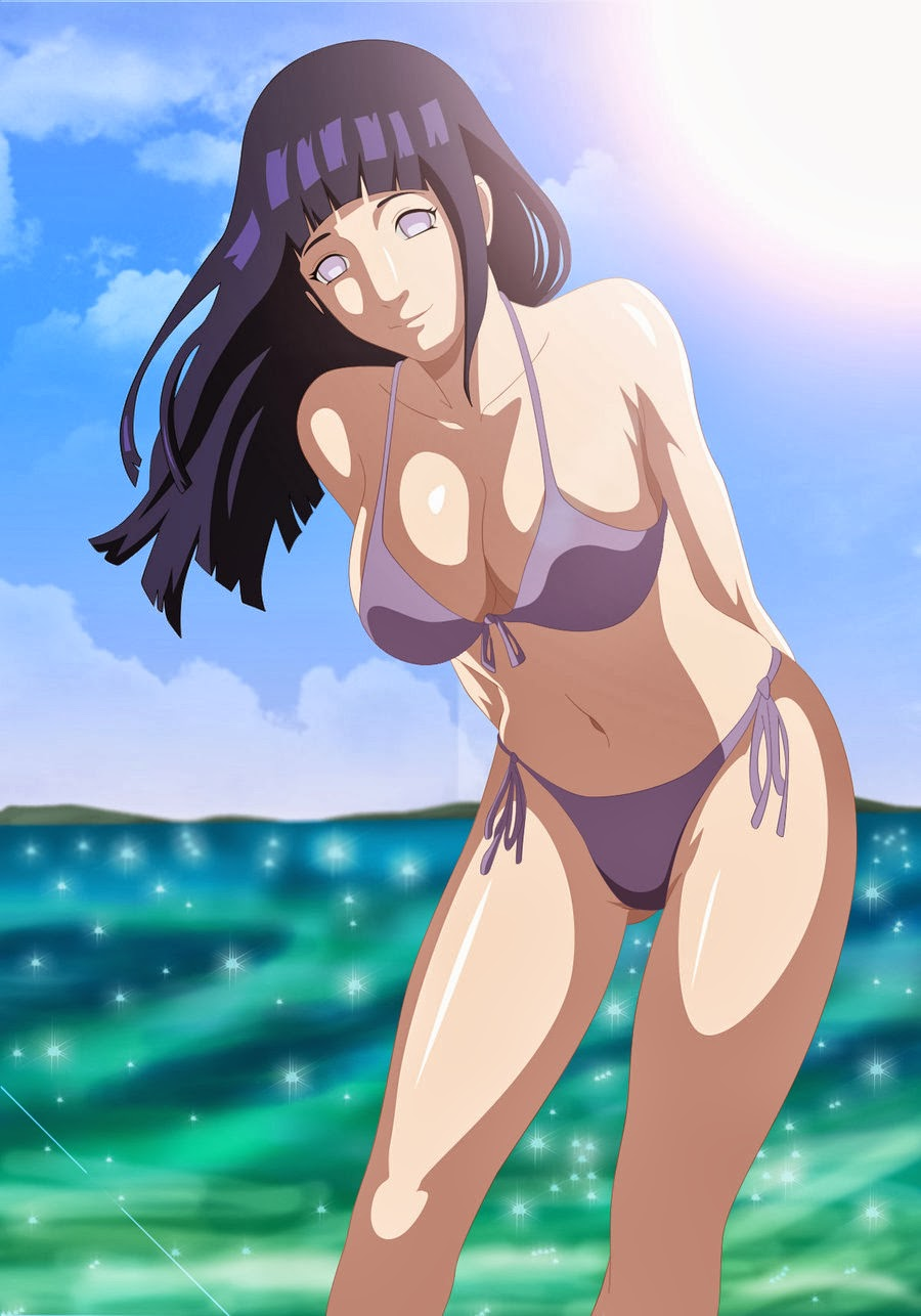 That's Hinata naked sex!!!!