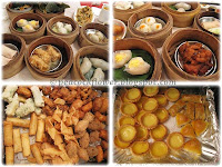 Dim sum at Meisan Szechuan Restaurant, Quality Hotel KL