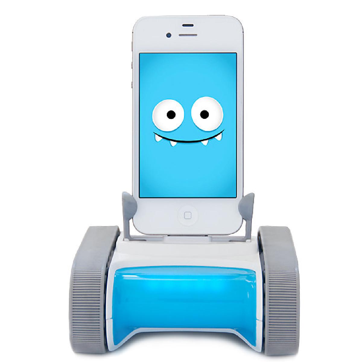 cadeaux 2 ouf id es de cadeaux insolites et originaux romo un petit robot interactif pour. Black Bedroom Furniture Sets. Home Design Ideas
