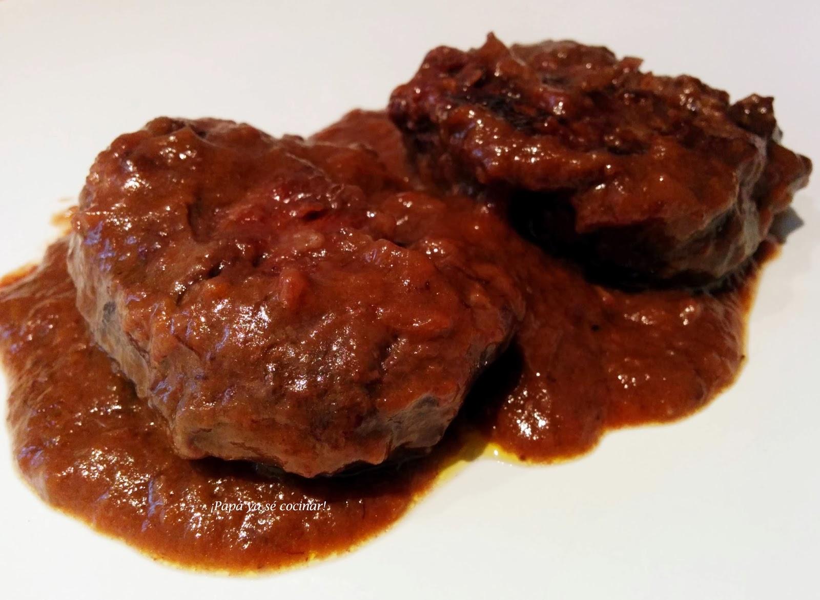 Pap ya s cocinar carrilleras de cerdo ib rico al for Cocinar carrilleras de cerdo