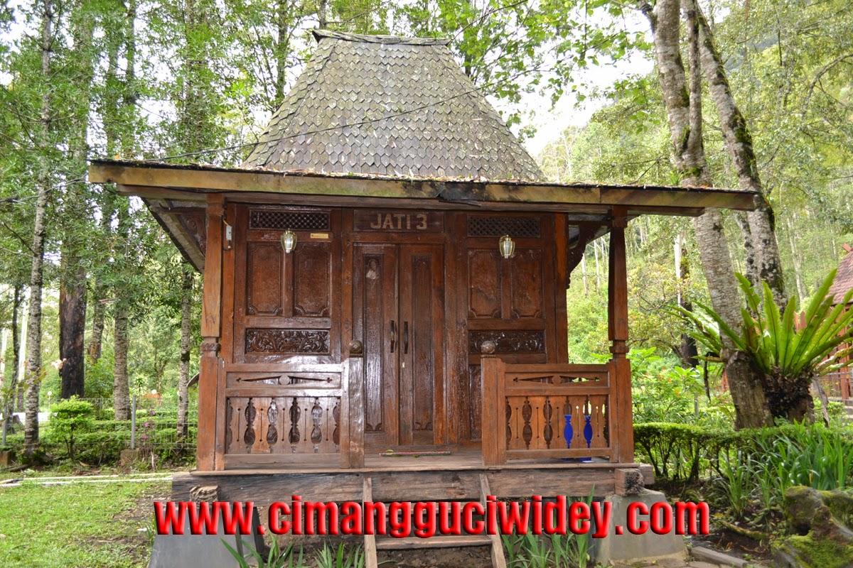 Cimanggu Cottage Tipe Jatijoglo