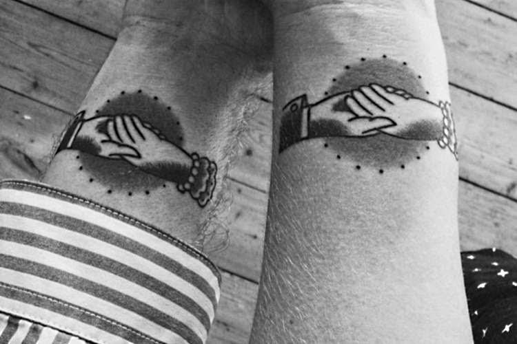 Тату для двоих 359 фотографий ВКонтакте - татуировки для влюбленных