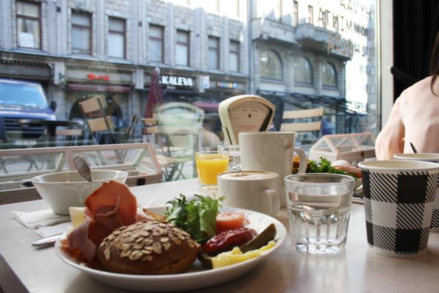 Cafe unelma brunssi