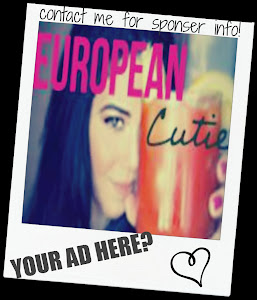 Sponser and advertise your blog here! ♥