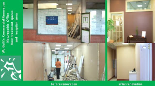 Naturopathic  Office Wo-Built's  Commercial Renovation Project, by wobuilt.com