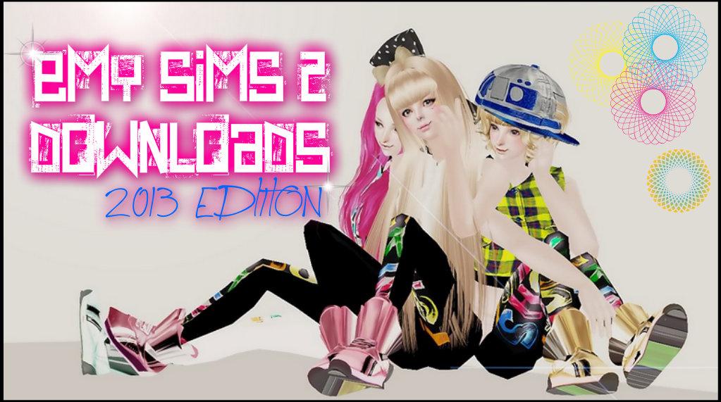 EmySims2- FREE DOWNLOAD