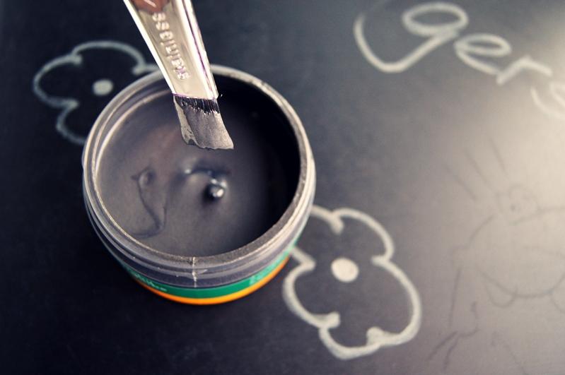 tafel farbe wand mit tafelfarbe zum blickfang machen die besten 17 ideen zu k chenr ckwand auf. Black Bedroom Furniture Sets. Home Design Ideas