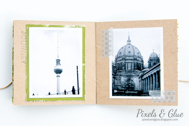 Travel Mini Album Berlin | Radio Tower and Cathedral