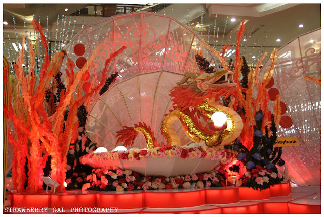 941 CHINESE NEW YEAR DECORATION IN 1 UTAMA (2012)