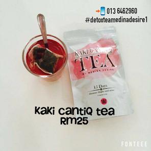 Kaki Cantiq Tea