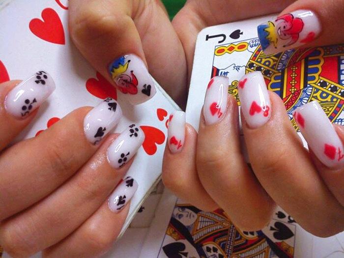manicure poker