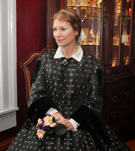 Next: A Visit from Mary Todd Lincoln