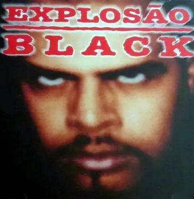 EXPLOSÃO BLACK - RARIDADE 1996