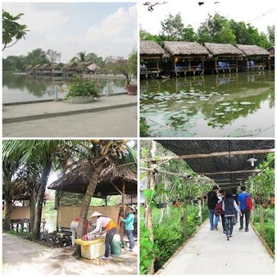 Những địa điểm câu cá ở Tp Hồ Chí Minh