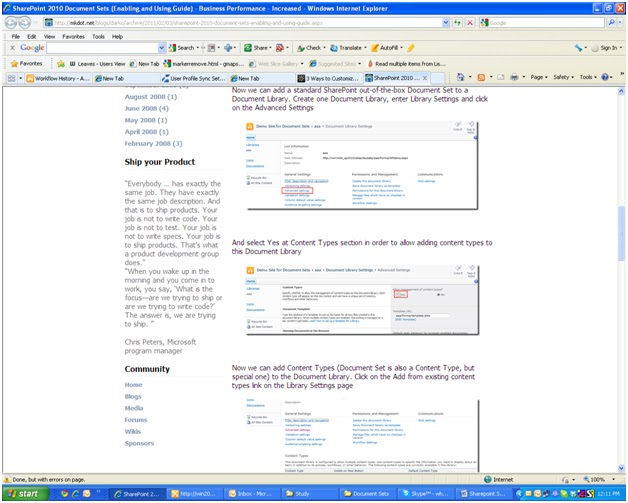 how to create a folder in sharepoint 2010